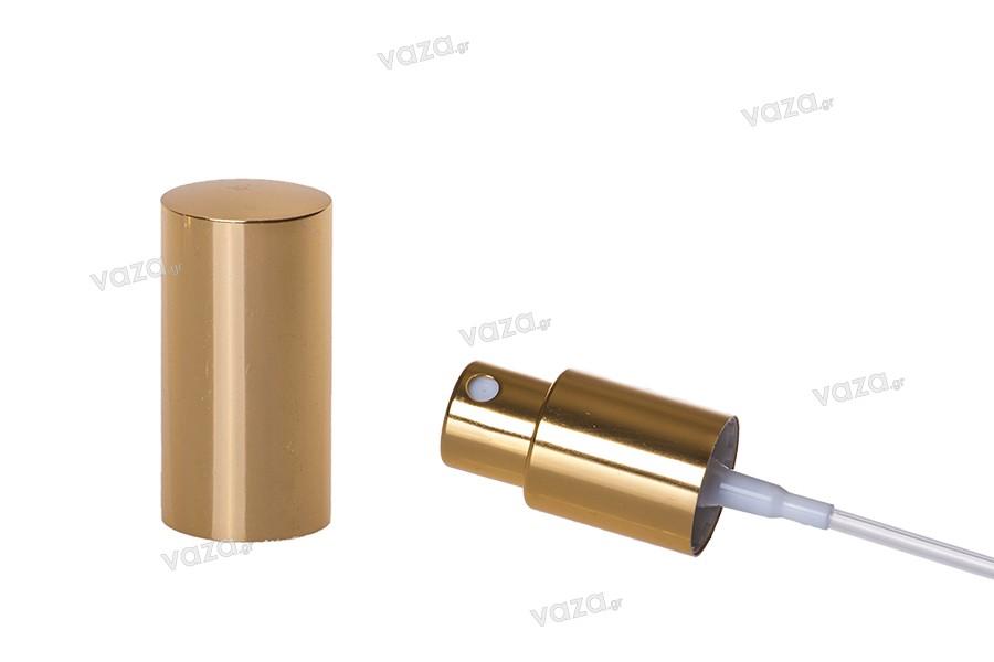 Σπρέι αλουμινίου 18/415 χρυσό γυαλιστερό