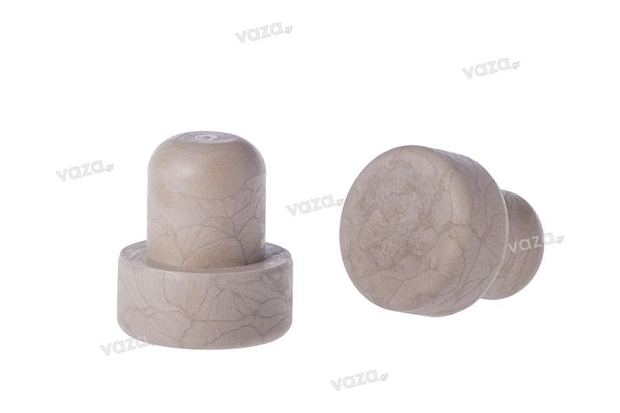 Συνθετικός φελλός σιλικόνης Ф 19.5 mm