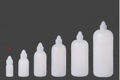 Μπουκάλι πλαστικό για αγιασμό με σταυρό 15 ml