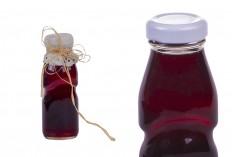 Μπουκάλι γυάλινο για χυμό 200 ml