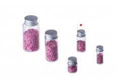 Μικρά μπουκαλάκια 10 ml με καπάκι αλουμινίου συσκευασία 12 τεμαχίων 79-9