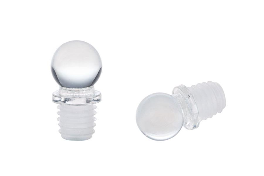Πώμα γυάλινο για φιάλη 60 ml (κωδ. 101-20)