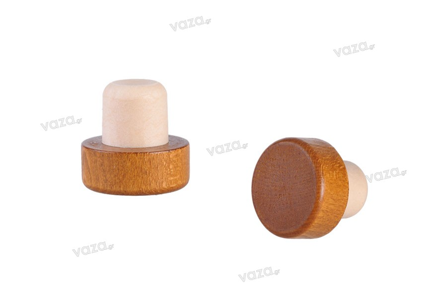 Sughero di silicone : Tappo in silicone con marrone scuro ...