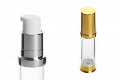 Tube acrylique airless pour crème 10 ml