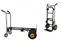 Καρότσι μεταφοράς πτυσσόμενο μεταλλικό - έως 100 kg