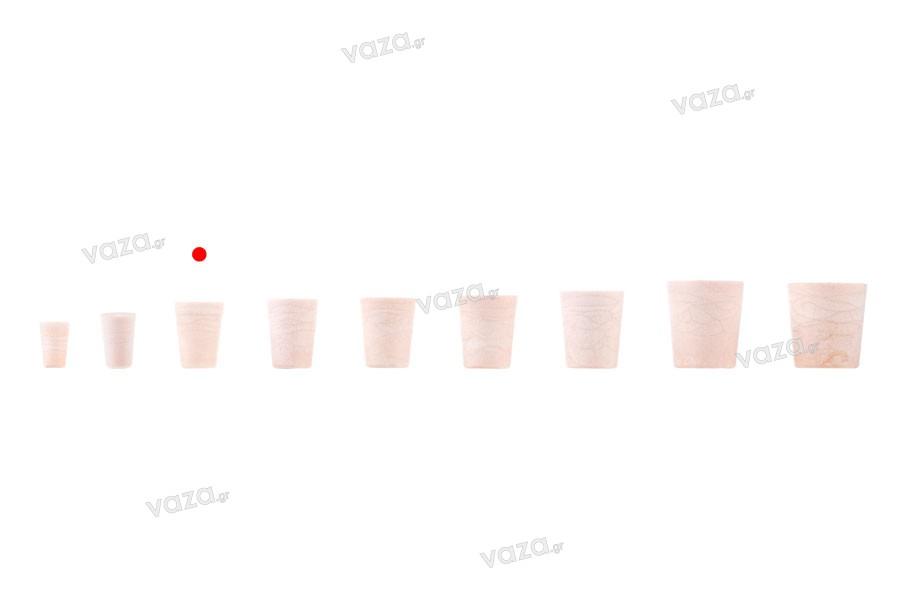 Bouchon conique en silicone 24,5x18,5/13,4 – 16 mm