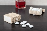 Κουτάκια για μπομπονιέρες