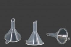 Πλαστικό χωνί - διάμετρος 30 mm (απόληξη 6 mm)