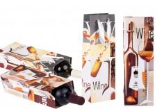 Σακούλες συσκευασίας για μπουκαλάκια κρασιού