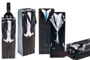 Σακούλες συσκευασίας για φιάλες κρασιού - 12 τμχ