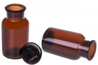 Flacon pharmaceutique avec bouchon en verre 250 ml