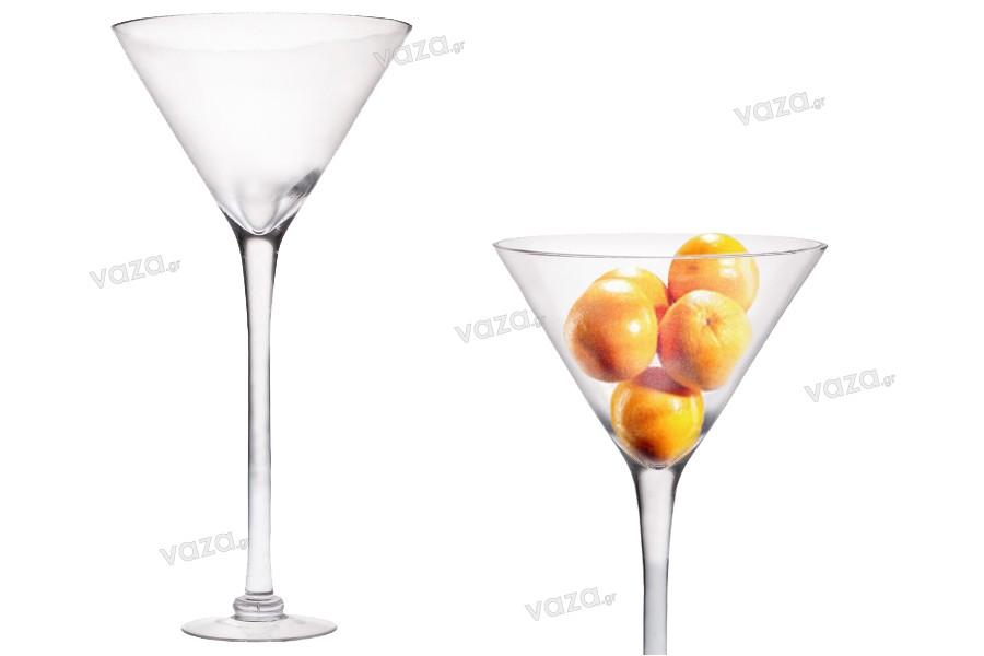 Γυάλα ποτήρι Μαρτίνι για διακόσμηση - Medium
