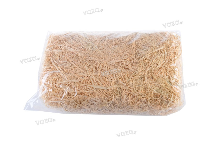 Χόρτο συσκευασίας ξυλόμαλλο - Ένα τεμάχιο (σακούλα) 100 γραμμαρίων