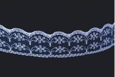 Δαντέλα σταθερή με φάρδος 21 mm - 10 μέτρα