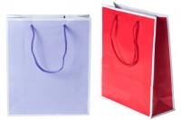 Sac papier cadeau en 2 couleurs 200x80x240
