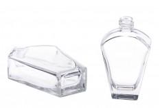 """Φιάλη για αρώματα γυάλινη 50 ml  (18/415) σε ιδιαίτερο """"V"""" σχήμα"""