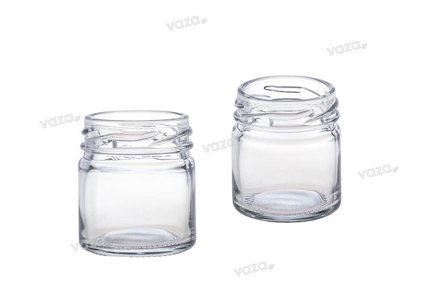 Extrêmement vasetti per miele da 30ml in vetro GF24