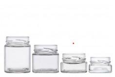 Τετράγωνο βάζο 106 ml T.O 70 Deep