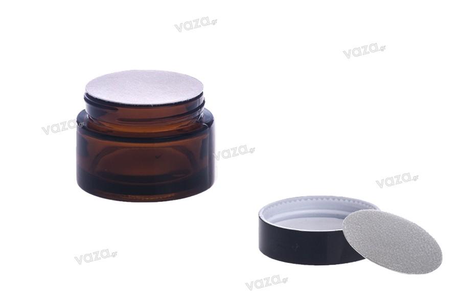 Παρέμβυσμα 44 mm για βαζάκια κρέμας (κολλάει με την πίεση)