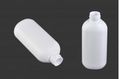 Μπουκαλάκι πλαστικό 150 ml λευκό PP 24