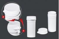 Flacon de médicaments avec capsule à sertir 20 ml