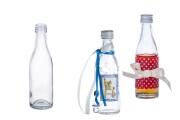 Μπομπονιέρες μπουκαλάκια μικρά 50 ml για γάμο και βάπτιση *