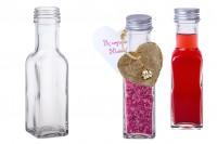 Μπουκάλι για μπομπονιέρα 100 ml (PP 31.5) *