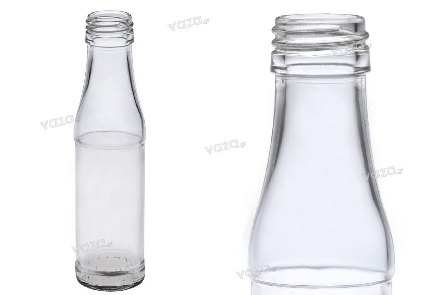 Petite bouteille d'ouzo ou de brandy 100ml