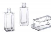 Τετράγωνη φιάλη αρωματοποιίας 50 ml  (18/415)