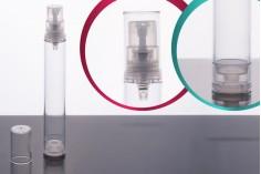 Σωληνάριο airless για κρέμα 17 ml σε συσκευασία των 12 τεμαχίων