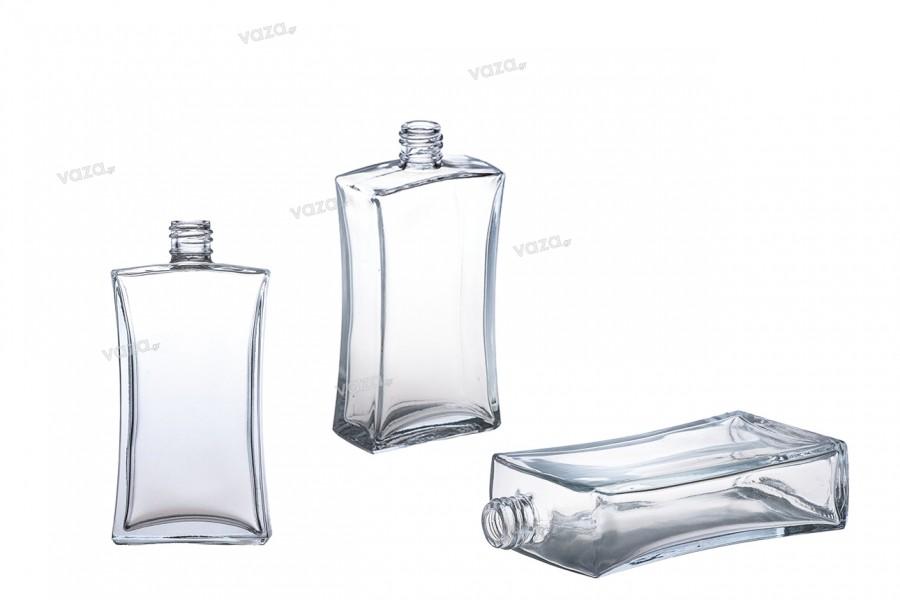 Ορθογώνια φιάλη αρωματοποιίας 100 ml  7/100