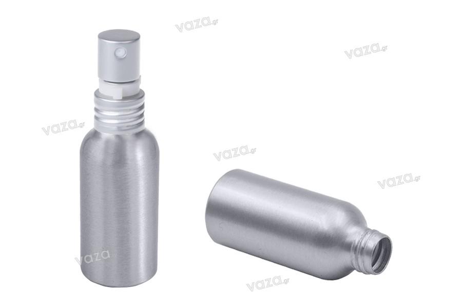 Σπρέι αλουμινίου με πλαστική ασφάλεια