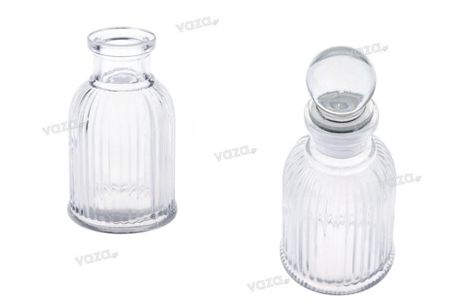 Wholesale 10Pcs 10 ml Bouteilles En Verre Petit bouchon flacon en verre Pots Container