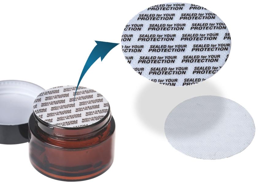 Παρέμβυσμα βάζου 44 mm για βαζάκια κρέμας (κολλάει με την πίεση)