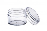 Βαζάκι ακρυλικό διαφανές 25 ml