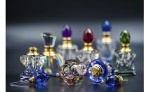 Flacons en cristal