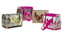 Petits sacs - sacs cadeau en forme de valise