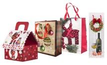 Χριστουγεννιάτικες τσάντες