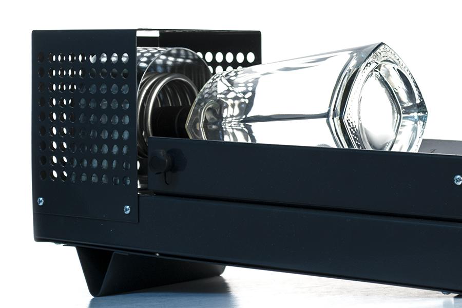 Επιτραπέζια ηλεκτρική καψυλλιέρα για φιάλες