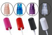 Σπρέι πλαστικό 18/410 με ολόκληρο καπάκι σε διάφορα χρώματα