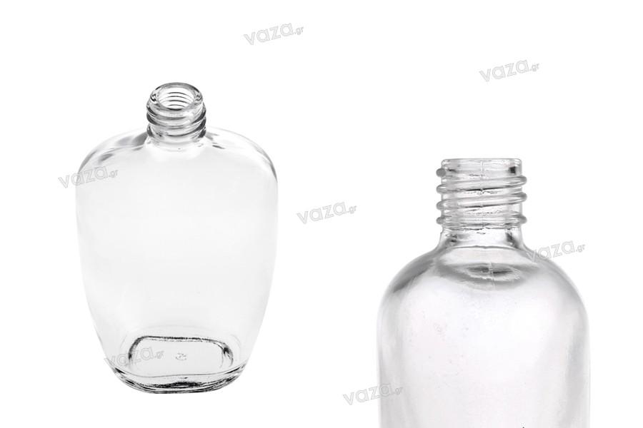 Προσφορά! Γυάλινο μπουκάλι αρωμάτων 100 ml (18/415) από 0,60€  σε 0,45€ το τεμάχιο (ελάχιστη παραγγελία: 1 κιβώτιο)