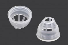 Ελεγκτής ροής - αποστραγγιστήρας πλαστικός (PE) - διάμετρος 19 mm - 50 τμχ