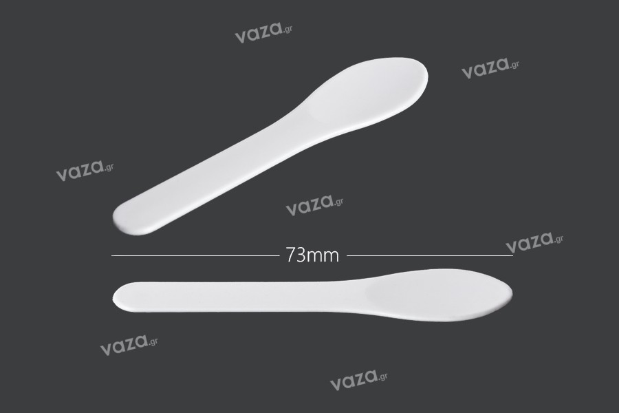 Σπάτουλα – κουταλάκι για κρέμα σε συσκευασία των 24 τεμαχίων