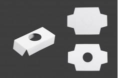 Εσωτερικό χάρτινο στήριγμα για κουτάκια φιαλών 50 ml - 50 τμχ
