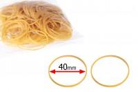 Λαστιχάκια με διάμετρο 40 mm - το πακέτο περιλαμβάνει περίπου 150 τμχ