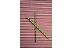 Καλαμάκια χάρτινα 197x6 mm οικολογικά - 25 τμχ