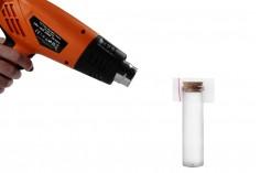 Καψύλιο θερμοσυρρικνούμενο πλάτος 65,8 mm με εγκοπή - σε τρεχούμενο μέτρο (Φ 40)
