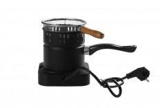 Γκαζάκι ηλεκτρικό για κάρβουνα ναργιλέ με αποσπώμενη λαβή
