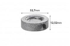 Καρβουνάκια για ναργιλέ - 10 τμχ