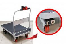 Ηλεκτρική πλατφόρμα μεταφοράς φορτίων - έως 300 kg